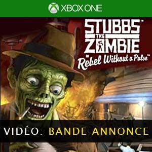 Stubbs the Zombie in Rebel Without a Pulse Vidéo de la bande-annonce