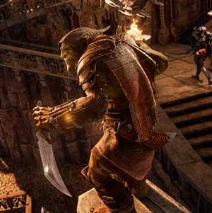 Styx Shards of Darkness Goblin dans la tour d'Akenash