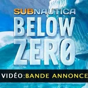Subnautica Below Zero Bande-annonce Vidéo