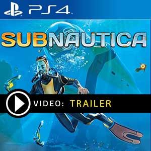 Acheter Subnautica PS4 Comparateur Prix