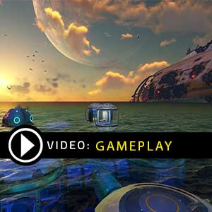 Subnautica Xbox One Gameplay Video