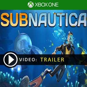 Subnautica Xbox One en boîte ou à télécharger