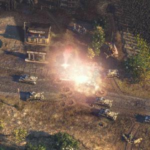 Sudden Strike 4 Bataille