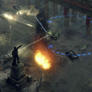 Sudden Strike 4 Gameplay Image