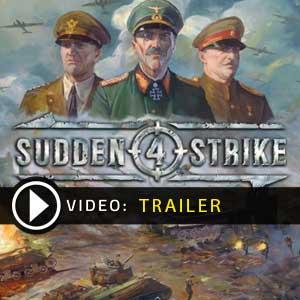 Acheter Sudden Strike 4 Clé Cd Comparateur Prix