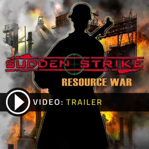 Acheter Sudden Strike Resource War Clé Cd Comparateur Prix