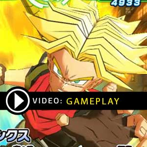 Super Dragon Ball Heroes World Mission Gameplay Video
