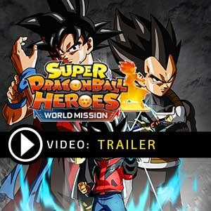 Acheter Super Dragon Ball Heroes World Mission Clé CD Comparateur Prix