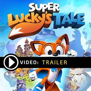 Acheter Super Luckys Tale Clé CD Comparateur Prix