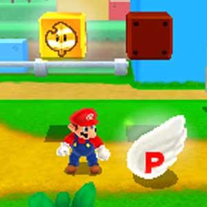 Super Mario 3D Land Nintendo 3DS Aile
