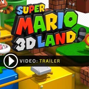 Super Mario 3D Land Nintendo 3DS en boîte ou à télécharger