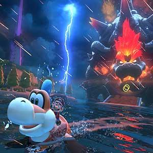 Super Mario 3D World + Bowser s Fury Nintendo Switch - Nuages de tonnerre