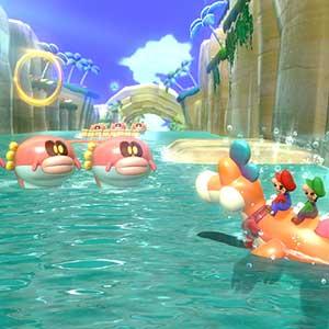 Super Mario 3D World + Bowser s Fury Nintendo Switch - Monstres de rivière