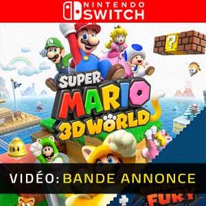 Super Mario 3D World + Bowser s Fury Nintendo Switch Bande-annonce vidéo