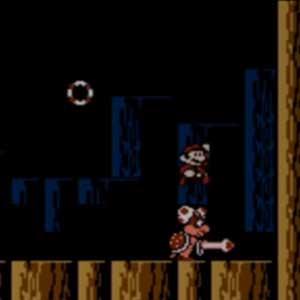 Super Mario Bros 3 Nintendo 3DS Sauteur