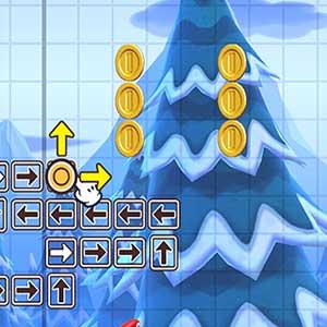 Créateur de cours pour Super Mario Maker 2