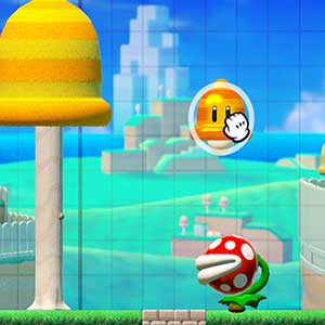 Super Mario Maker 2 : placer des objets