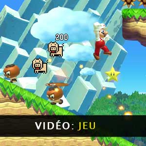 Vidéo du gameplay de Super Mario Maker 2