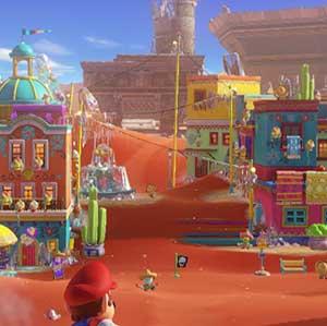 Super Mario Royaume des champignons