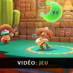 Super Mario Odyssey vidéo de gameplay