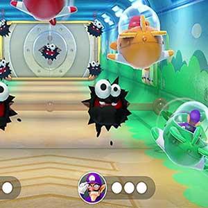 mini-jeux basés sur les compétences