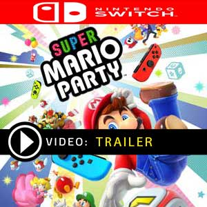 Acheter Super Mario Party Nintendo Switch comparateur prix