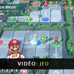 Super Mario Party Nintendo Switch vidéo de gameplay
