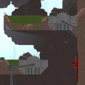 Super Meat Boy PS4 Monde