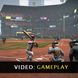 Super Mega Baseball 3 Gameplay Video