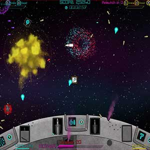 space blaster pilot