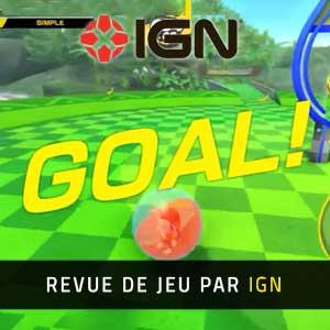 Super Monkey Ball Banana Mania Vidéo De Gameplay