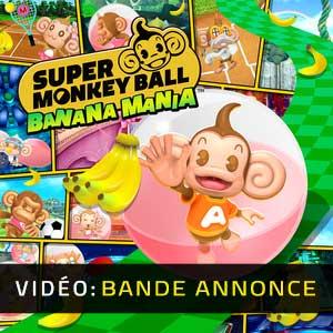 Super Monkey Ball Banana Mania Bande-annonce Vidéo
