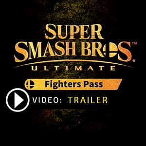 Super Smash Bros Ultimate Fighters Pass Nintendo Switch en boîte ou à télécharger