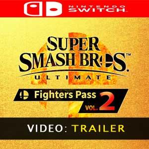 Acheter Super Smash Bros. Ultimate Fighters Pass Vol. 2 Nintendo Switch comparateur prix
