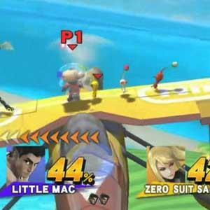 Super Smash Bros Nintendo Wii U Combat