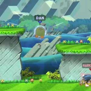 Super Smash Bros Nintendo Wii U Personnages