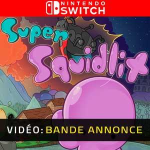 Super Squidlit Nintendo Switch Bande-annonce Vidéo