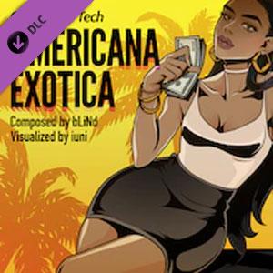 SUPERBEAT XONiC EX DLC Single Track Americana Exotica