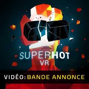 SUPERHOT VR Bande-annonce vidéo