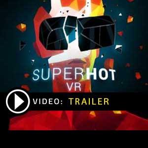 Acheter SUPERHOT VR Clé CD Comparateur Prix