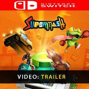 Acheter SuperMash Nintendo Switch comparateur prix