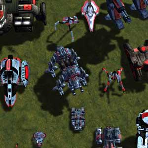 Supreme Commander Forged Alliance Unités