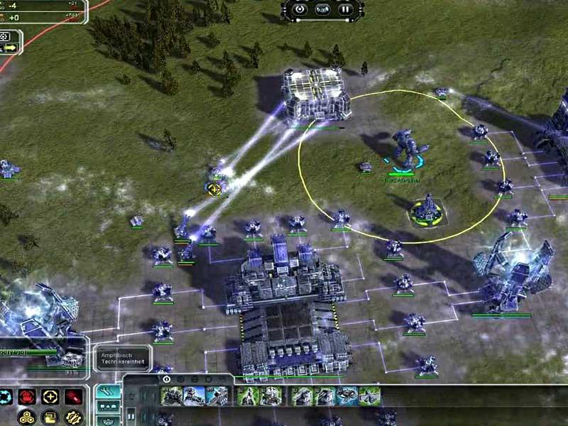 Acheter Supreme Commander Forged Alliance Clé Cd Au Meilleur Prix