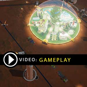 Surviving Mars Ps4 Gameplay Video