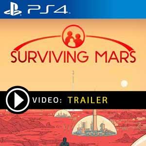 Surviving Mars PS4 en boîte ou à télécharger