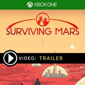 Surviving Mars Xbox One en boîte ou à télécharger