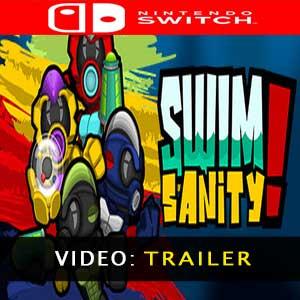 Swimsanity Vidéo de la bande annonce