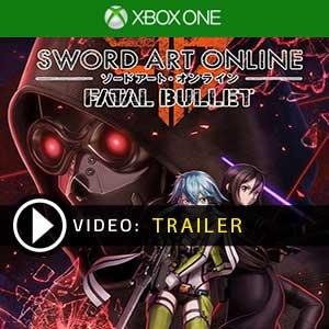 Acheter Sword Art Online Fatal Bullet Xbox One Code Comparateur Prix