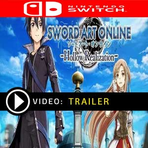 Sword Art Online Hollow Realization Nintendo Switch en boîte ou à télécharger
