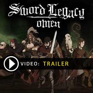Acheter Sword Legacy Omen Clé CD Comparateur Prix